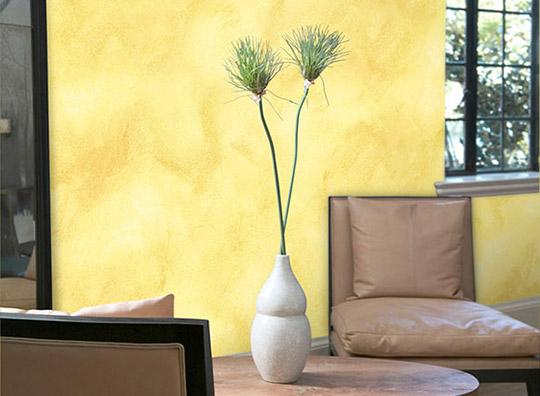Pintura decorativa decoraciones bermar - Pintura color piedra ...